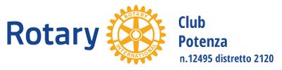 Rotary Club Potenza Logo